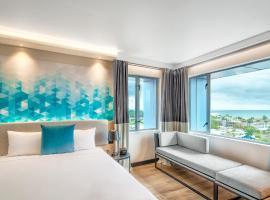 Tanoa Plaza Hotel, hotel in Suva