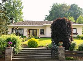 Quaint Villa in Amel with Sauna, pet-friendly hotel in Amblève