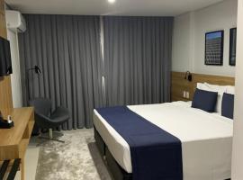 Flat itaipava- Granja Brasil, apartment in Petrópolis