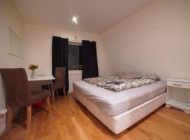 Arctic Rooms REKTOR, sted med privat overnatting i Tromsø