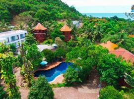 Legend Kep Resort, hotel in Kep