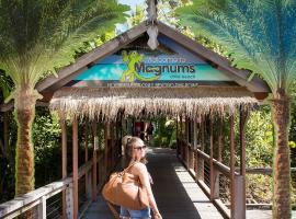 Airlie Beach Magnums, resort village in Airlie Beach