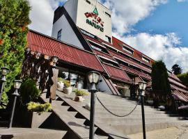 Hotel Moura, hotel in Borovets