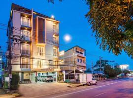 โรงแรมภูสมอ เมืองตรัง, hotel in Trang
