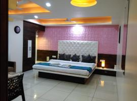 HOTEL SIGMA INN, hotel near Sardar Vallabhbhai Patel International Airport - AMD, Ahmedabad