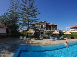 Medusa Villa, serviced apartment in Hersonissos