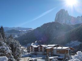 Diamant Spa Resort, hotel a Santa Cristina in Val Gardena