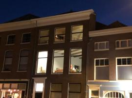 Five Churches View apartments, apartment in Haarlem