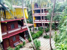 selfia guest house, hotel in Marmagao