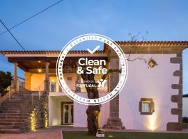 Cerca Design House, hotel en Fundão