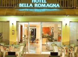 Hotel Bella Romagna, отель в Римини