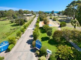 Discovery Parks - Pambula Beach, hotel near Pambula Merimbula Golf Club, Pambula
