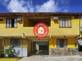 Recanto Da Vila Hotel O, hotel em Trancoso