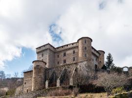 Château des Marcilly Talaru, casa o chalet en Chalmazel