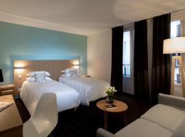 Hotel Mirabeau Eiffel, hotel near Michel-Ange Molitor Metro Station, Paris