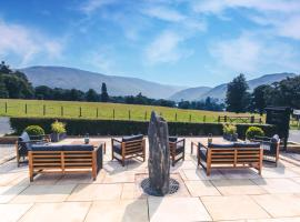 The Ullswater View Guest House, hotel with jacuzzis in Watermillock