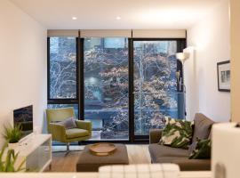 Quartermile Luxury Apartments, hotel near University of Edinburgh, Edinburgh