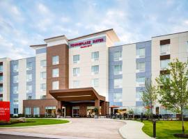 TownePlace Suites by Marriott San Luis Obispo, hotel in San Luis Obispo