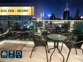 Regalia suites homestay [KLCC view] City Centre, íbúð í Kuala Lumpur