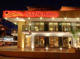 Hotel Sierralago, hotel en Villa Carlos Paz