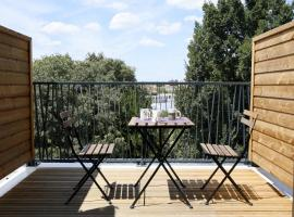 Les Terasses de Louise, hotel near Chaban-Delmas Stadium, Bordeaux