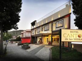 Hotel Canton De Las Sierras, hotel en Villa Carlos Paz