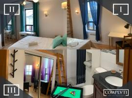 Wonderful BnB Montreal Rooms in city center and Universities, hotel in Montreal