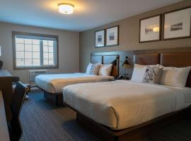 Best Western Gold Rush Inn, hotel em Whitehorse