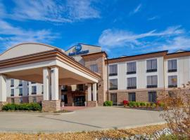 Best Western St. Louis Airport North Hotel & Suites, hotel near Lambert- St.Louis International Airport - STL,