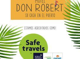 Hotel Don Robert, hotel in Puntarenas