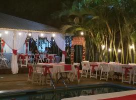 Hotel Boutique Casa Mónaco, hotell nära Augusto Cesar Sandino internationella flygplats - MGA, Managua