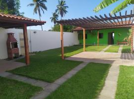 Paraíso Livre Milagres, pet-friendly hotel in São Miguel dos Milagres