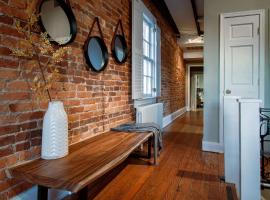 IDEAL GEORGETOWN STAY \ PARKING! \ W/D, apartment in Washington, D.C.