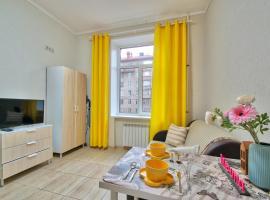 Двухуровневые апартаменты 317, hotel in Moscow