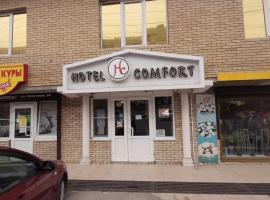 hotel Comfort, отель в Кисловодске