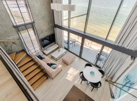 Sailor - Apartament MIRAMAR, hotel with jacuzzis in Ustronie Morskie