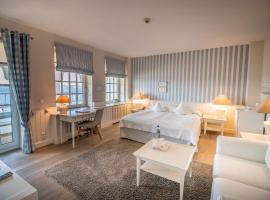 Strandhotel Glücksburg, hotel i Lyksborg