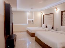 Hotel Airport City, hotel in New Delhi