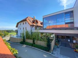Berggasthof Höchsten, Hotel in Illmensee