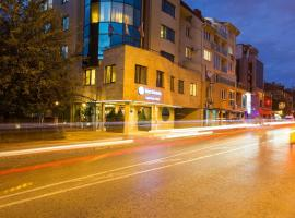 Best Western Lozenetz Hotel, hotel in Sofia