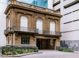 Sofitel Mexico City Reforma, hotel near The Angel of Independence, Mexico City