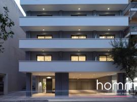 homm Trikoupi Residence, hotel in Athens