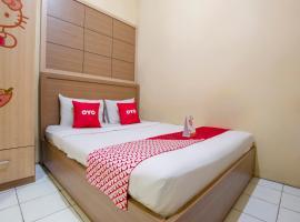 OYO 3755 Sweet Home, hotel near Museum Bank Indonesia, Jakarta
