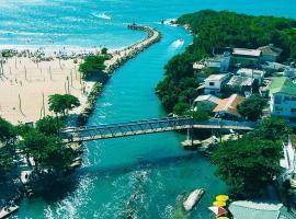 Férias na Barra da Lagoa, apartamento em Florianópolis