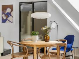 Apēron Apartment Hotel, serviced apartment in Copenhagen