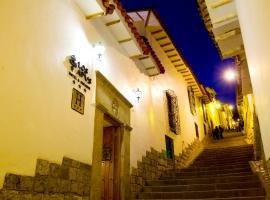 Hotel & Mirador Los Apus by DOT Tradition, hotel near Qenko, Cusco