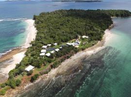 Sonny Island Resort, lodge in Punta Bajo Rico