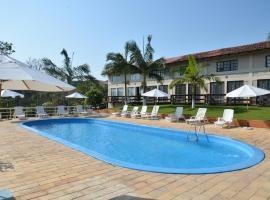 Morro do Sol Hotel & Eventos, hotel near Estaleiro Beach, Porto Belo