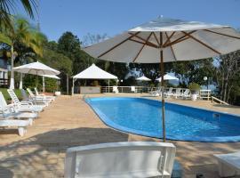 Morro do Sol Hotel & Eventos, hotel near Retreat of the Priests Beach, Porto Belo