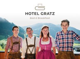 Hotel Gratz Großarl, Hotel in Großarl